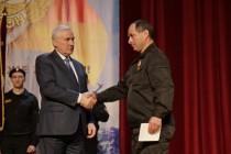 9. Торжественное собрание, посвященное 25-й годовщине образования ОМОН МВД Республики Южная Осетия (часть II)