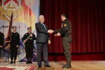 9. Торжественное собрание, посвященное 25-й годовщине образования ОМОН МВД Республики Южная Осетия (часть III)