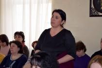 9. Встреча с коллективом музыкальной школы №2 г. Цхинвал