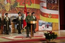 9. Торжественное собрание, посвященное Дню защитника Отечества