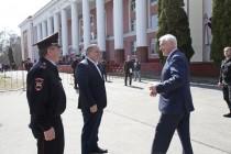 1. Встреча с гражданами Республики Южная Осетия, проживающими в Северной Осетии (часть I)