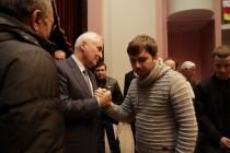 1. Встреча с гражданами Республики Южная Осетия, проживающими в Северной Осетии (часть IV)