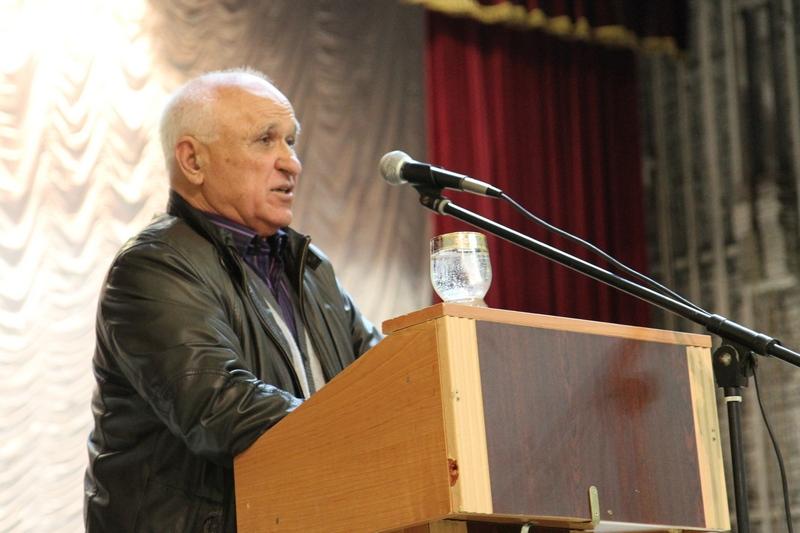 Встреча с жителями с. Октябрьское Республики Северная Осетия-Алания (часть II)