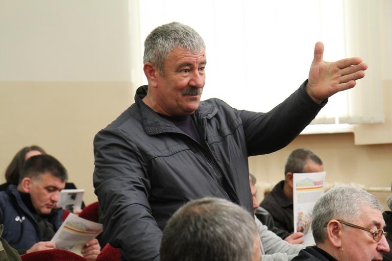 Встреча с жителями с. Ногир Республики Северная Осетия-Алания (часть II)