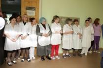 1. Встреча с коллективом Республиканской соматической больницы