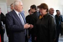 2. Встреча с гражданами Республики Южная Осетия, проживающими в Северной Осетии (часть IV)