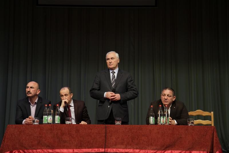 Встреча с жителями г. Алагир Республики Северная Осетия-Алания (часть II)