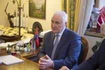 3. Встреча с Председателем Центрального Комитета Коммунистической партии Российской Федерации Геннадием Зюгановым