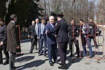 3. Встреча с гражданами Республики Южная Осетия, проживающими в Северной Осетии (часть I)