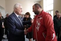3. Встреча с гражданами Республики Южная Осетия, проживающими в Северной Осетии (часть IV)