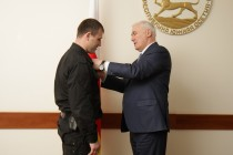 5. Церемония вручения государственных наград (часть IV)