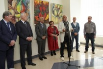 5. Выставка работ кубинского художника Омара Годинеса Ласо