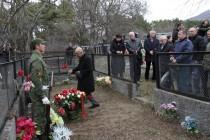 5. Церемония возложения цветов к памятнику жертвам Ередской трагедии