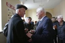 5. Встреча с гражданами Республики Южная Осетия, проживающими в Северной Осетии (часть IV)