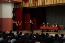 5. Встреча с жителями г. Алагир Республики Северная Осетия-Алания (часть I)
