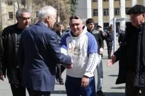 6. Встреча с гражданами Республики Южная Осетия, проживающими в Северной Осетии (часть I)