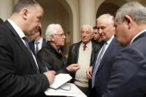 6. Встреча с гражданами Республики Южная Осетия, проживающими в Северной Осетии (часть IV)