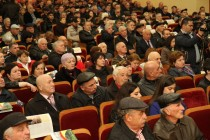 6. Встреча с жителями с. Октябрьское Республики Северная Осетия-Алания (часть I)