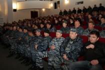 6. Встреча с сотрудниками Министерства внутренних дел