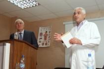 6. Встреча с коллективом Республиканской соматической больницы