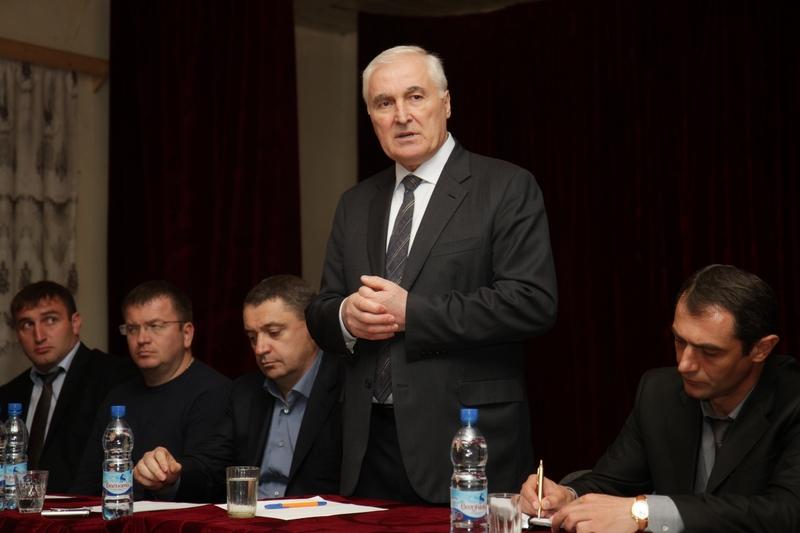 Леонид Тибилов: «Предстоящий референдум отвечает интересам нашего народа»