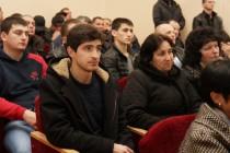 7. Встреча с жителями с. Ногир Республики Северная Осетия-Алания (часть I)
