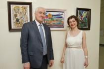 7. Открытие выставки работ сирийских художников