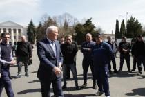 8. Встреча с гражданами Республики Южная Осетия, проживающими в Северной Осетии (часть I)