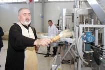 8. Открытие цеха по розливу минеральной воды «Осетинская»