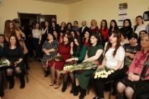 9. Леонид Тибилов поздравил коллектив ГТРК «Ир» с 23-летием со дня образования