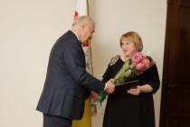 9. Церемония вручения государственных наград (часть II)
