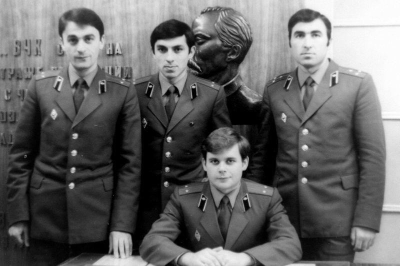 Леонид Тибилов: «За внешним спокойствием – мягкая сила добра и созидания»