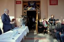 1. Рабочая поездка в села Корнис, Цорбис и Бекмар Знаурского района (часть II)