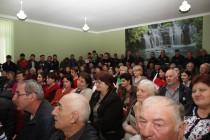 2. Рабочая поездка в села Корнис, Цорбис и Бекмар Знаурского района (часть I)