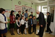2. Встреча с жителями сел Гуфта и Итрапис Дзауского района
