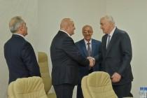 2. Встреча с делегацией Республики Арцах