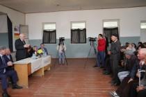 2. Рабочая поездка в села Мугут, Дидмуха и Велит Знаурского района (часть II)