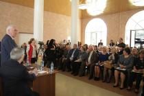 3. Встреча с коллективом ЮОГУ им. А.А. Тибилова