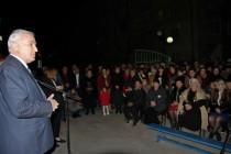 3. Встреча с жителями ул. Целинников г. Цхинвал