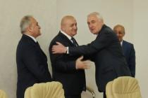 3. Встреча с делегацией Республики Арцах