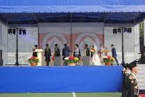 3. Церемония инаугурации избранного Президента Республики Южная Осетия – Государства Алания Анатолия Бибилова (часть I)