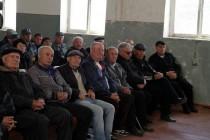3. Рабочая поездка в села Мугут, Дидмуха и Велит Знаурского района (часть II)