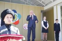 4. Открытие летней сцены Дворца детского творчества