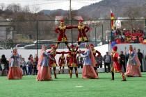 4. Церемония открытия спортивной площадки в райцентре Дзау (часть II)