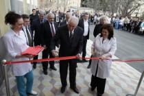 4. Церемония открытия Республиканской детской больницы с реабилитационным центром