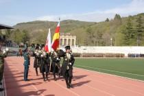 4. Церемония инаугурации избранного Президента Республики Южная Осетия – Государства Алания Анатолия Бибилова (часть I)