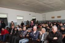 4. Рабочая поездка в села Мугут, Дидмуха и Велит Знаурского района (часть II)