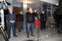 5. Встреча с жителями ул. Целинников г. Цхинвал