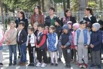 5. Открытие летней сцены Дворца детского творчества