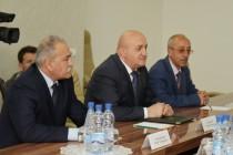 5. Встреча с делегацией Республики Арцах
